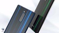 Sony Xperia XZ4 in Bildern: Ein Blick auf das umwerfende Top-Smartphone für 2019