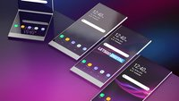 Unglaublich schön: So könnte das erste transparente Sony-Handy aussehen