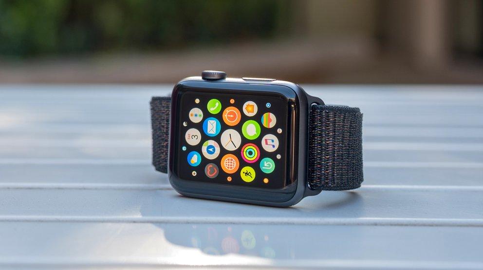 Apple Watch mit kurioser App: Muss eine Smartwatch so etwas können?