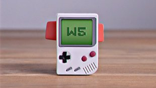 Niedliche Apple Watch: So mutiert die Smartwatch zum Game Boy