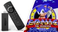 Amazon Fire TV: SEGA Classics mit 25 Kult-Spielen ab sofort erhätlich