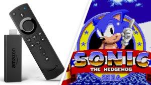 Amazon Fire TV: SEGA Classics mit 25 Kult-Spiele ab sofort erhätlich