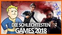 Von The Quiet Man bis Fallout 76: Unsere schlechtesten Spiele des Jahres