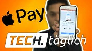 TECH.täglich vom 11.12.2018 – das Apple-Pay-Special