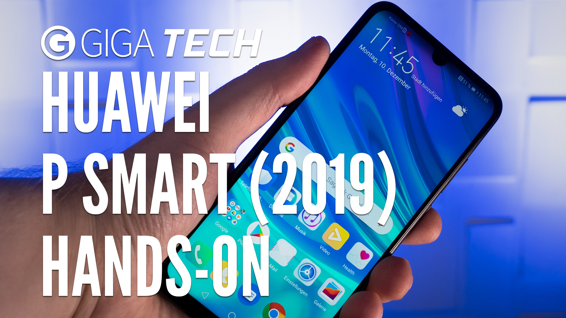 Huawei P Smart 2019 Im Hands On