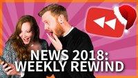 Weekly Update: Die News des Jahres 2018 - in Gedichtform