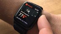Apple Watch: Smartwatch könnte in Zukunft Schlaganfälle verhindern