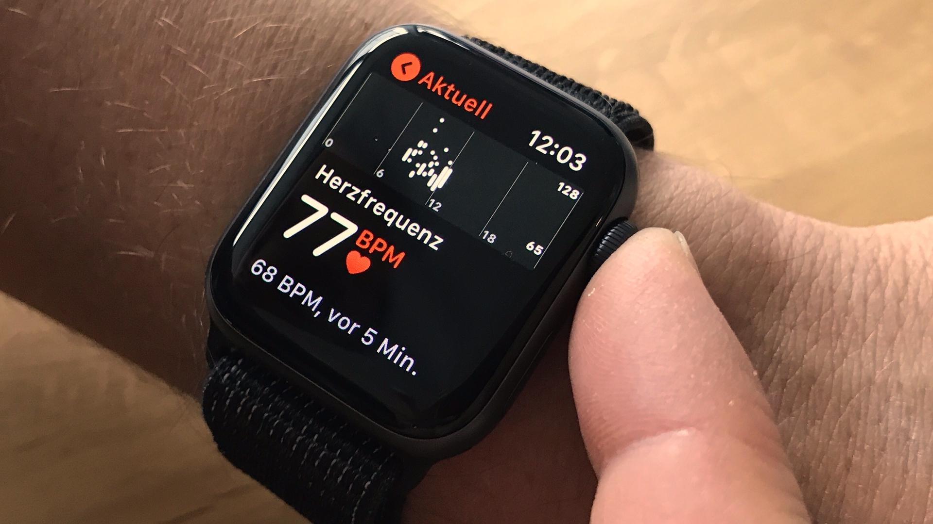 apple watch 5 kennenlernen)