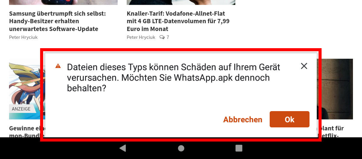 Whatsapp Auf Amazon Fire Tablet Installieren