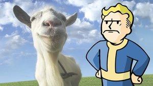 Fallout 76 hat weniger Spieler als FIFA 14, Goat Simulator und Battleborn