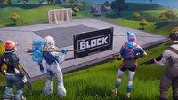 Fortnite: Battle Royale stellt The Block vor – eine Fläche im Spiel, die DU gestalten kannst