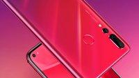 Huawei Nova 4: Preis, Release, technische Daten, Video und Bilder