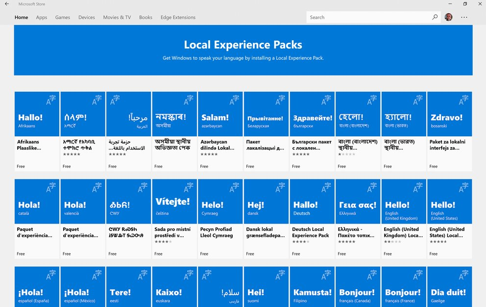 local-experience-packs