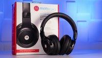 Motorola Escape 800 ANC im Test: Günstiger Noise-Cancelling-Kopfhörer im Plastik-Gewand