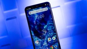 Nokia 5.1 Plus im Hands-On-Video: Für Deutschland mit ohne Notch