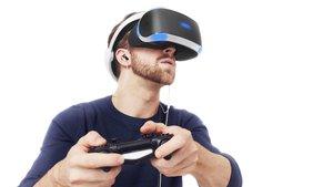 PlayStation VR mit Kamera und 5 Spielen um 100 Euro reduziert