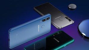 Huawei zuvorgekommen: Samsung Galaxy A8s läutet neue Ära ein