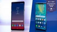GIGA-Smartphone-Awards 2018: Das sind die Handys mit der besten Akkulaufzeit