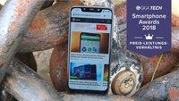 GIGA-Smartphone-Awards 2018: Das ist das beste Handy für Sparfüchse