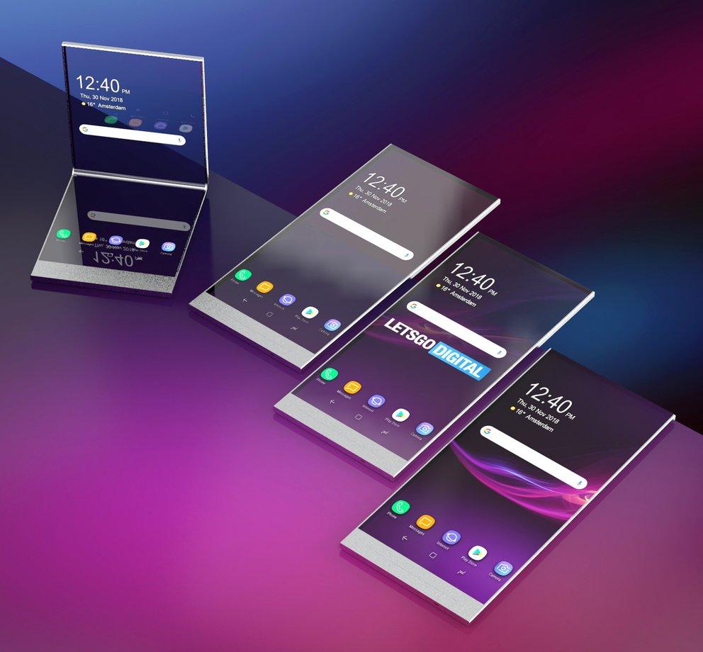 Sony hat den Durchblick: Dieses faltbare Xperia-Handy