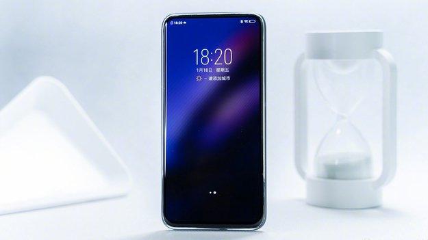 Vivo Apex 2019 vorgestellt: Sieht so die Smartphone-Zukunft aus?
