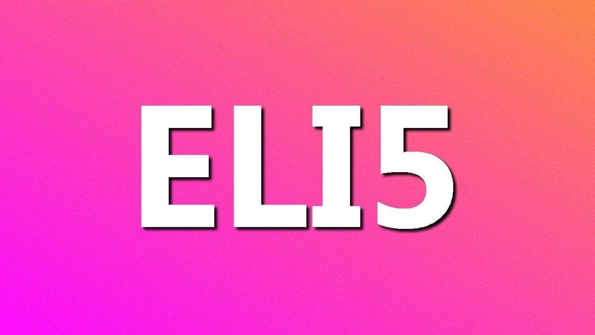 """Was heißt """"ELI5""""? Bedeutung & Übersetzung der Internet ..."""