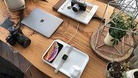 iPhone-Nutzer horchen auf: Apples Ladematte bekommt Konkurrenz
