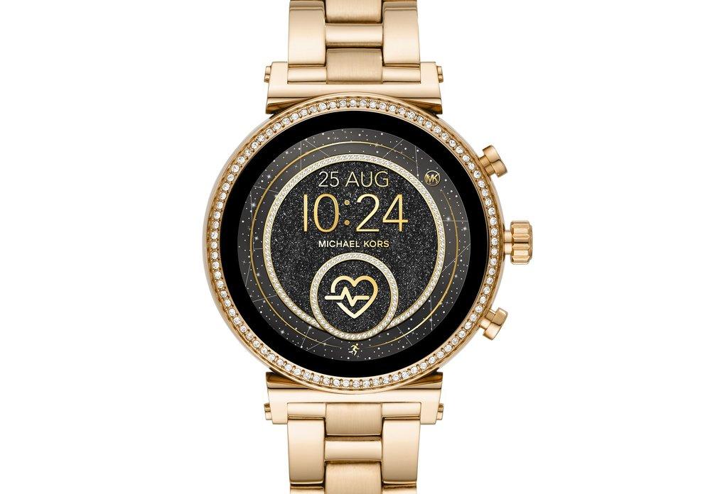 neue smartwatch von michael kors diesen kauf sollte man. Black Bedroom Furniture Sets. Home Design Ideas