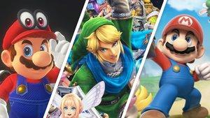 Nintendo Switch: 3 Spiele bei Saturn kaufen und bis zu 80 Euro sparen