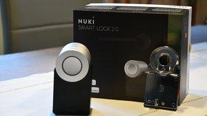 Nuki Smartlock 2.0 im Test: So wird das Smartphone zum Wohnungsschlüssel
