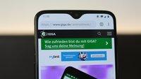 Google Chrome: Praktische Neuerung für große Handys