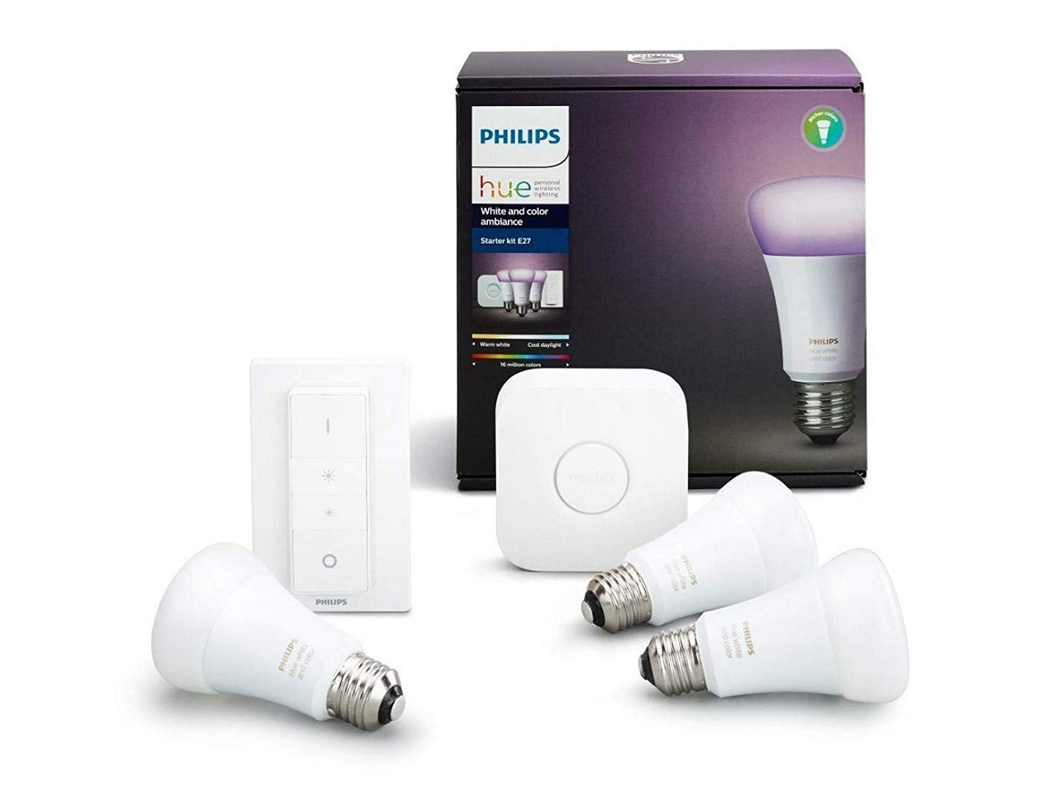 philips hue cashback aktion smarte lampen so g nstig wie noch nie giga. Black Bedroom Furniture Sets. Home Design Ideas