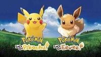 Pokémon Let's Go im Preisverfall: Switch-Bundle endlich wieder im Angebot
