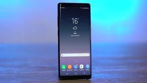 Samsung Galaxy Note 8 erhält Android-9-Update in Deutschland – diese Änderungen erwarten euch