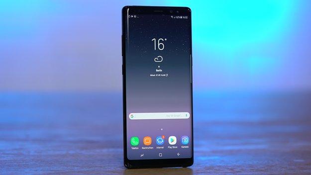 Samsung Galaxy Note 8 im Preisverfall: Zum Valentinstag zweites Smartphone kostenlos dazu