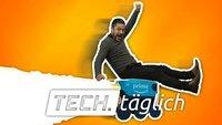 iPod touch statt Switch, niedlicher Amazon-Roboter und ... Glied – TECH.täglich