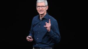 Apple-Chef Tim Cook: Das könnte sein Nachfolger werden
