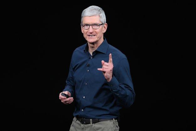 Nicht das iPhone: Tim Cook verrät, was Apples größter Beitrag zur Menschheit sein wird