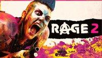Für Rage 2 benötigst du weniger Speicherplatz als gedacht