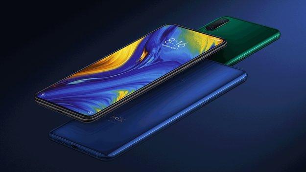 Xiaomi Mi Mix 3: Randloses Slider-Smartphone kommt zum Kampfpreis nach Deutschland