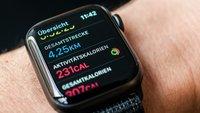 Hohe Herzfrequenz: Apple Watch hilft bei schneller Diagnose