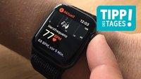 14 Apple-Watch-Tricks, die jeder Besitzer der Apple-Smartwatch kennen sollte