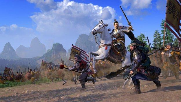Total War – Three Kingdoms angespielt: Wenn ich der Kaiser von China wär'