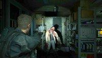 Resident Evil 2's Chris Redfield wurde gefunden & er sieht gut aus