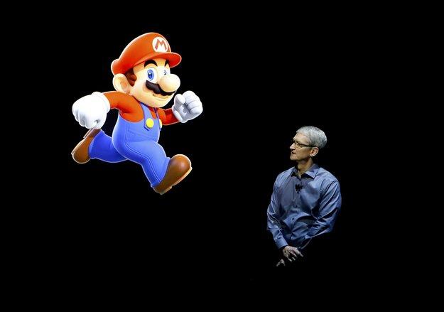 Shopping mit Tim Cook: Apple sollte sich Nintendo kaufen – oder doch lieber Sony Pictures?
