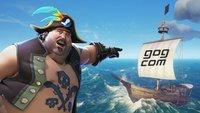 Steam, GOG & kostenlose Spiele: Äußerst piratige Angebote am Wochenende