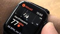 Arzt über die Apple Watch: EKG der Smartwatch nur sinnvoll ab 65 Jahren