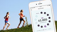 Geld und Prämien verdienen mit Fitness-Apps und -Programmen