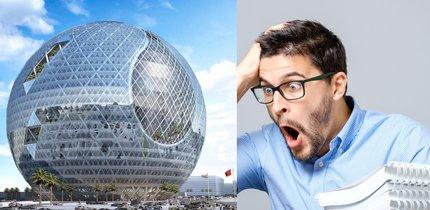 19 futuristische Gebäude, die direkt aus dem Jahr 3019 zu uns kommen
