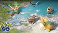 Pokémon GO: Neue schillernde Pokémon im zweiten Januar-Event
